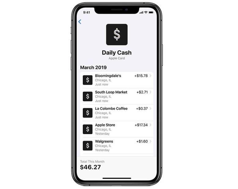 Apple Card 开放全美果粉申请!支付Uber返现3%
