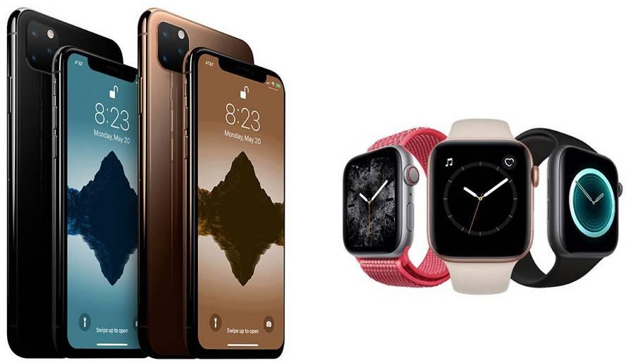 2019款iPhone、Apple Watch似乎已经准备好了?EEC资料库出现新机 苹果新闻 第1张