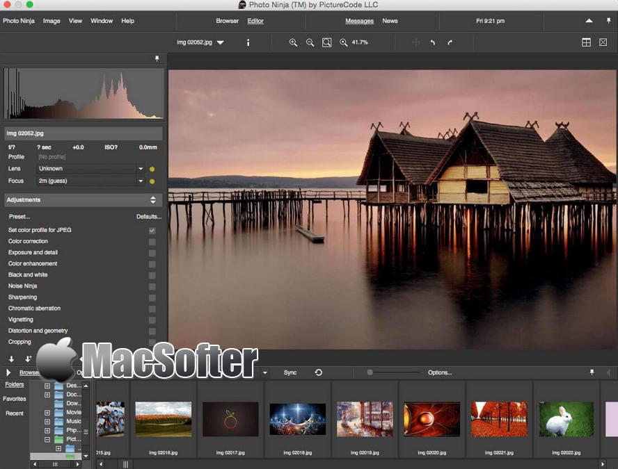 [Mac] PictureCode Photo Ninja : RAW照片转换编辑器 Mac图像图形 第1张
