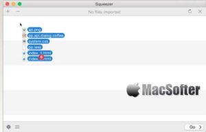 [Mac] Squeezer :具有代码合并和压缩功能的web开发工具