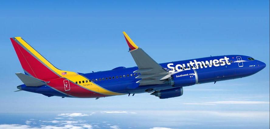 美国西南航空宣布支持Apple Pay 购买机票和餐点等