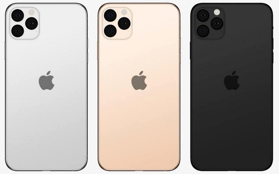 彭博社:iPhone 11后壳苹果标志将居中并移除iPhone字样