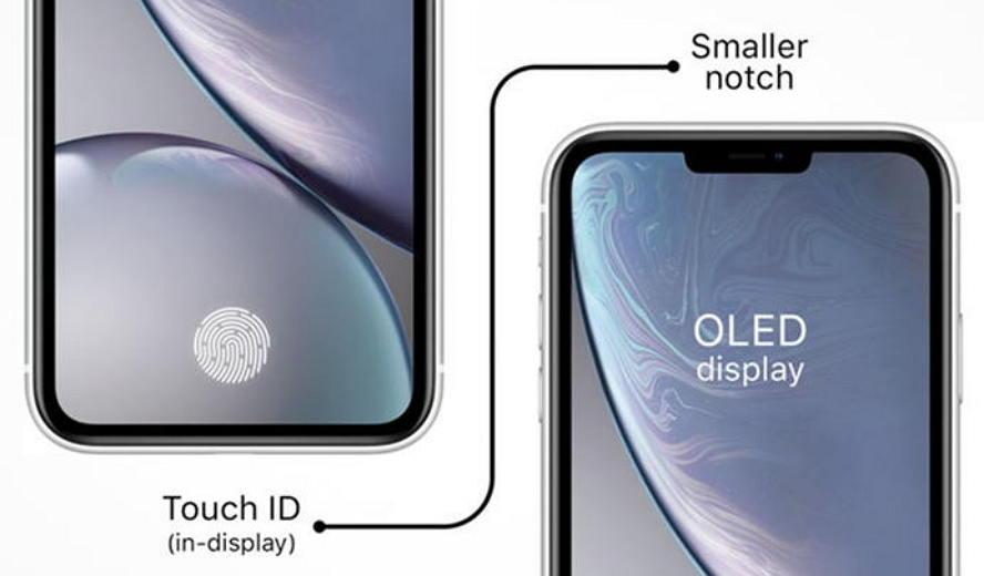 2021年iPhone也许会带来脸部辨识和屏幕指纹识别共存 苹果新闻 第1张