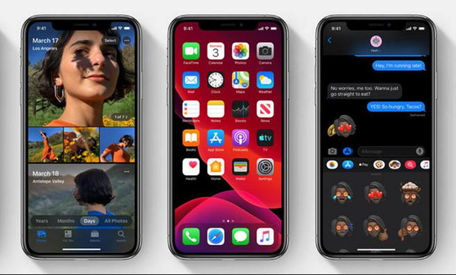 苹果:明年4月前所有App都要支持iOS 13 Dark Mode深色模式 苹果新闻 第1张