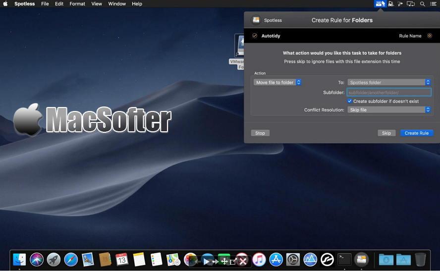 [Mac] Spotless : 文件自动整理工具 Mac生产力工具 第1张