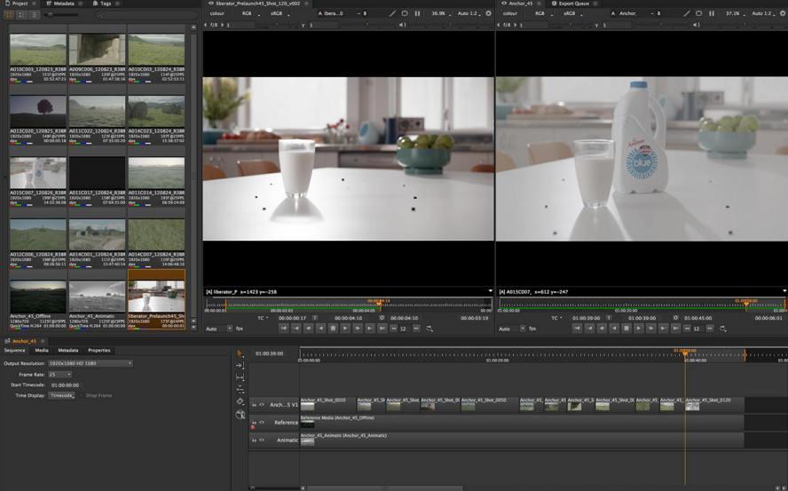 [Mac] The Foundry Nuke Studio : 后期视觉特效合成软件