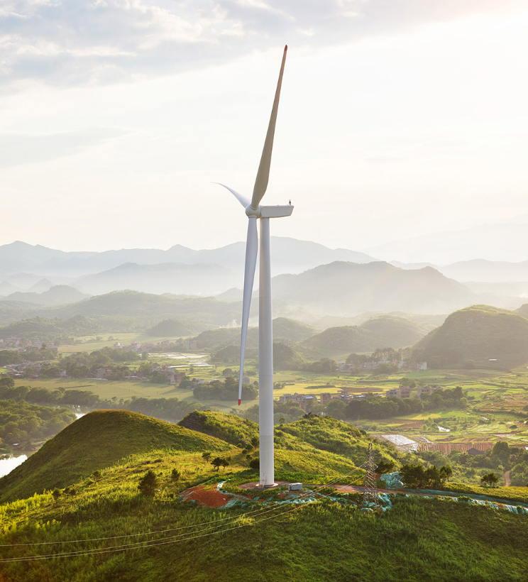苹果在中国投资三座风电发电厂:发电量为134兆瓦