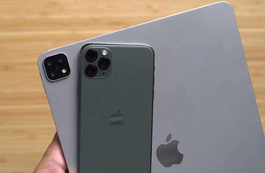2019 年iPad Pro 最终模型机曝光 - 三镜头设计成最大亮点 苹果新闻 第2张