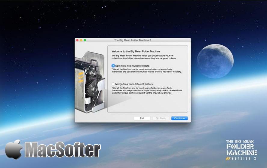 [Mac] Big Mean Folder Machine : 强大的文件及文件夹管理工具 Mac辅助工具 第1张
