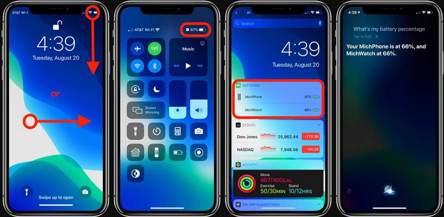 iPhone 11、11 Pro / Pro Max 如何显示电池百分比? iOS教程 第1张