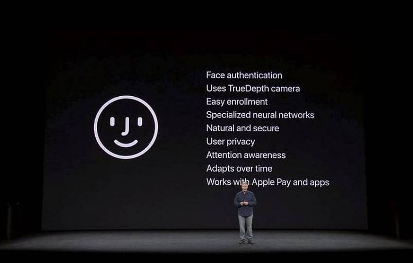 Face ID 让MacBook 翻盖就解锁电脑:免输入密码