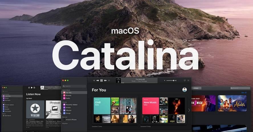 Catalina 10.15.2 开放更新!为Mac 修复和改进大量功能 苹果新闻 第1张
