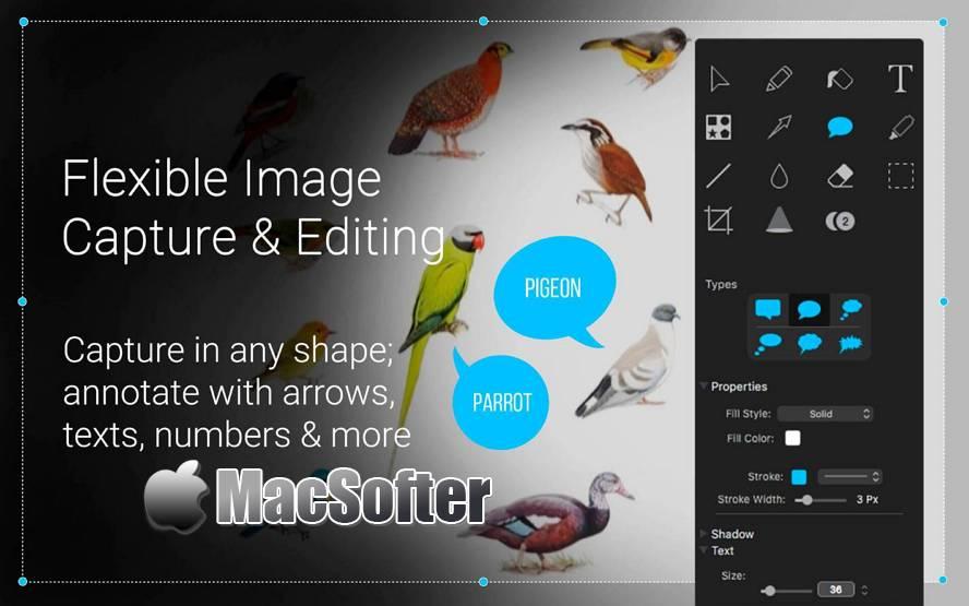 [Mac] Capto :专业屏幕截图及屏幕录像软件