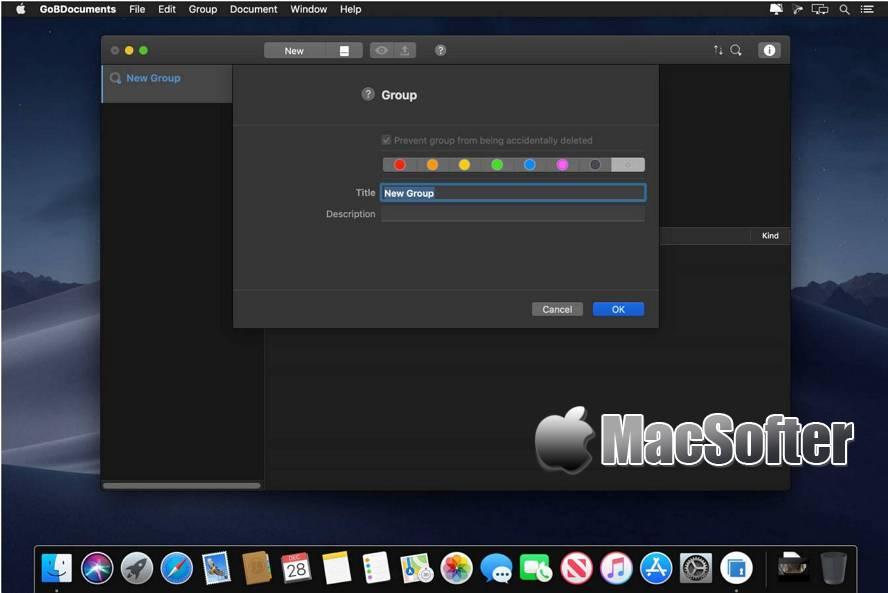[Mac] GoBDocuments : 文献管理工具 Mac辅助工具 第1张