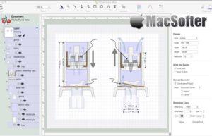 [Mac] DoodleCAD : CAD及矢量图绘图软件