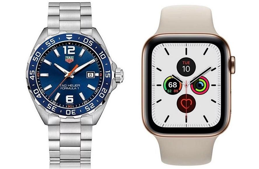 Apple Watch去年销量超过了所有瑞士钟表业总和 苹果新闻 第1张