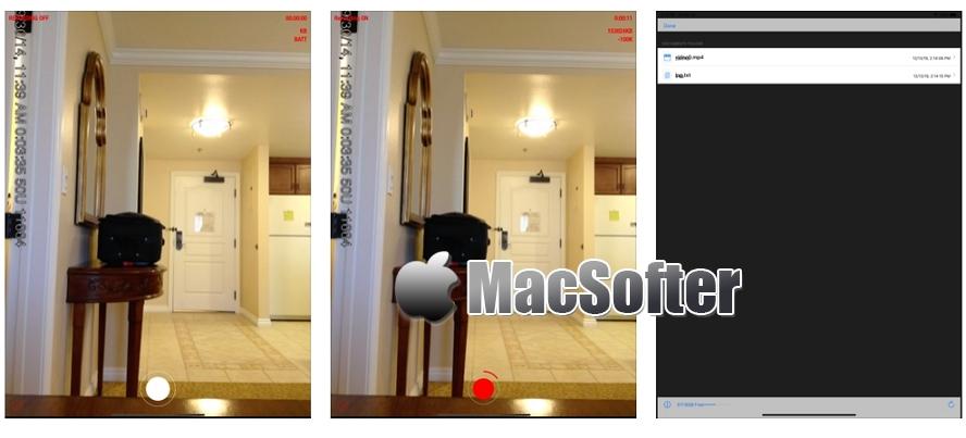 [iPhone/iPad限免] Security Robot : 将iPhone/iPad作为视频监控设备 iOS限免 第1张