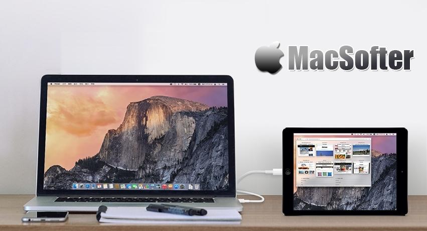 [iPad限免] Splashtop Wired XDisplay HD :将iPad作为电脑的扩展或镜像显示器 iOS限免 第1张