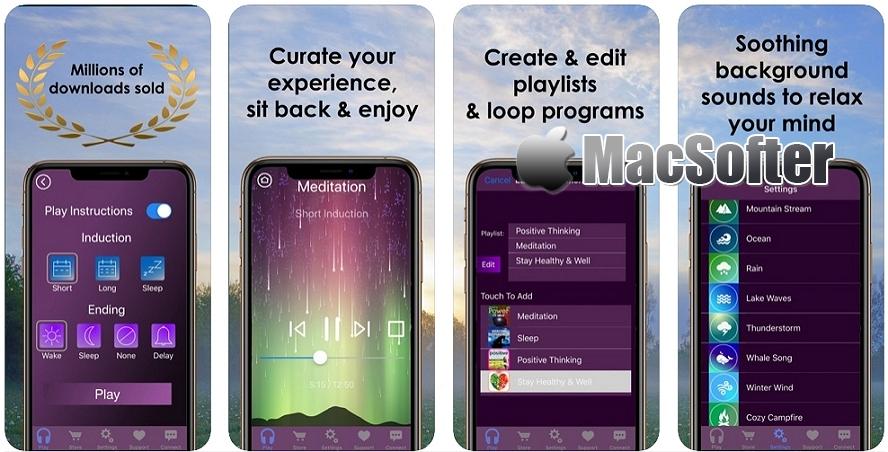 [iPhone/iPad限免] Clear Your Mind, Mindfulness : 帮你保持清醒的冥想软件 iOS限免 第1张