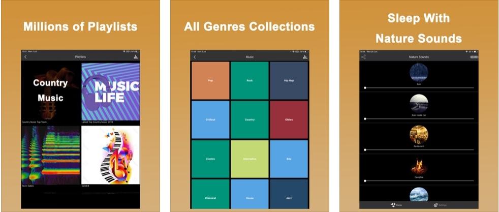 [iPhone/iPad免费] YoungTunes :免费听歌及免费音乐下载工具 iOS限免 第2张