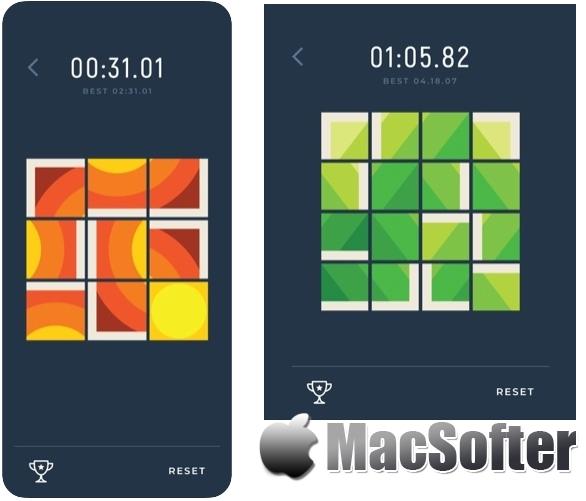 [iPhone/iPad限免] Magicube : 魔方拼图游戏 iOS限免 第1张