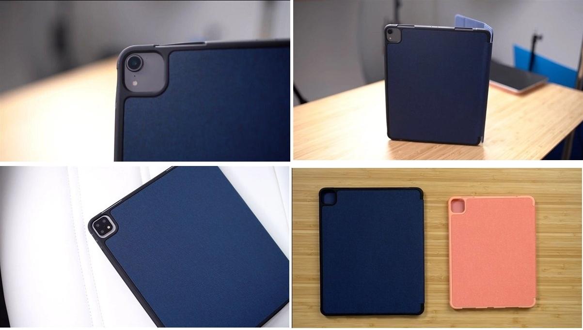 新配件暗示iPad Pro 2020新机设计改动已敲定 苹果新闻 第1张
