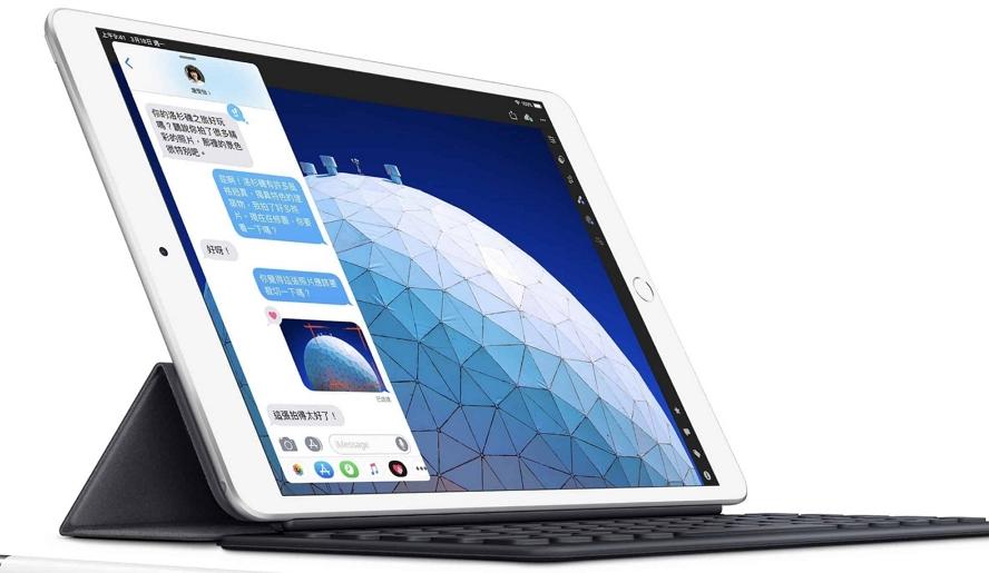 iPad Air 2019 用户快检查:苹果确定部份iPad Air屏幕出现异常问题