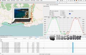 [Mac] myTracks : GPS轨迹记录管理工具