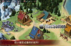 [Mac] Chronicles Of Vinland(文兰史记):模拟经营游戏