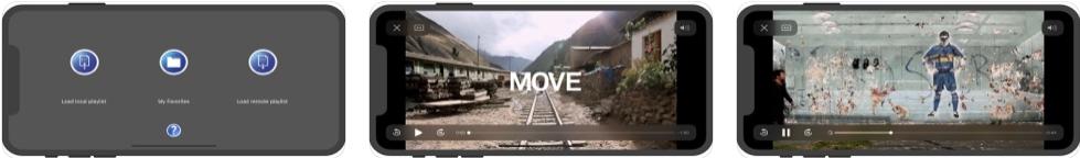 [iPhone/iPad限免] IPTV网络电视播放器 : IPTV直播源播放软件