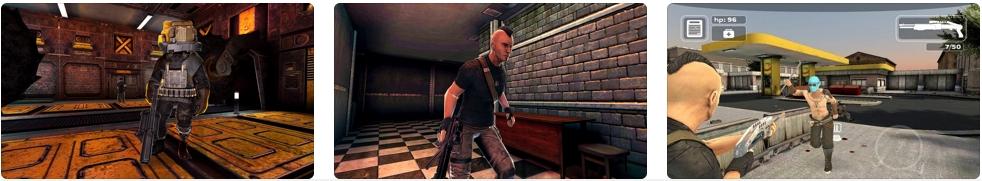[iPhone/iPad限免] Slaughter : 3D动作游戏