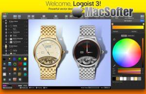 [Mac] Logoist : 好用的矢量图设计工具