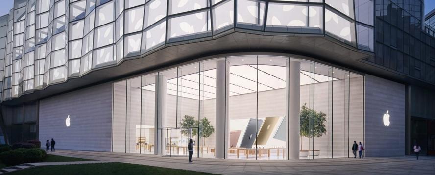 Apple宣布暂时关闭中国除外的全球Apple Store