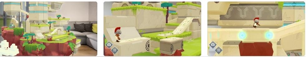 [iPhone/iPad限免] ARise : 视觉透视体验游戏