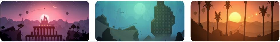 [iPhone/iPad限免] 阿尔托的奥德赛 : 横版跑酷游戏