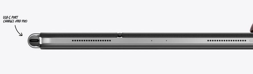 盘点iPad全新妙控键盘(Magic Keyboard) 5大特点 - 绝对值得拥有 苹果新闻 第5张