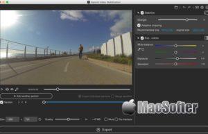 [Mac] liquivid Video Stabilization : 视频防抖处理软件