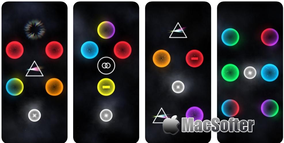 [iPhone/iPad限免] Kotoro : 色彩视觉艺术解谜游戏 iOS限免 第1张