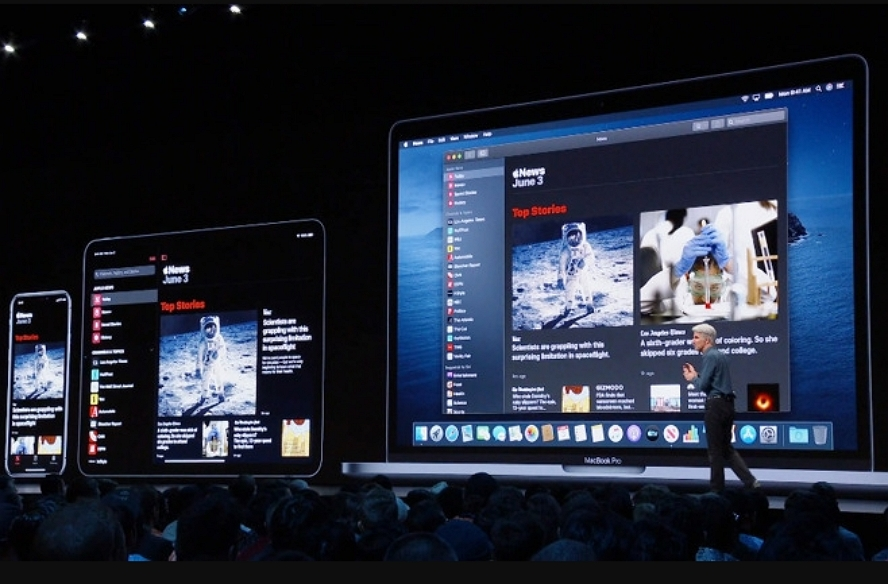果粉只需购买一次App:在iPhone、iPad 和Mac上都能用