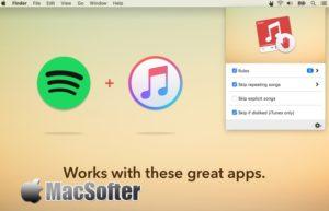 [Mac] Denied : 音乐跳过工具