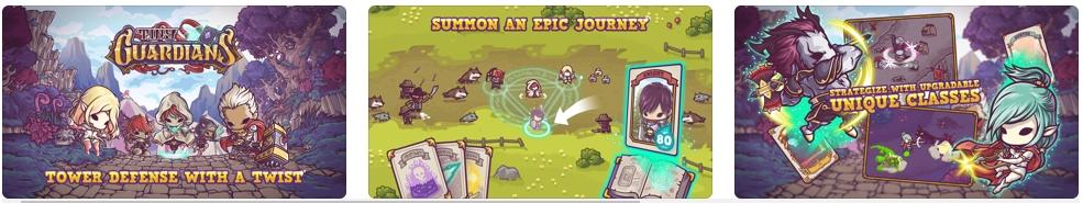 [iPhone/iPad限免] Tiny Guardians(小小守护者) : 没有塔的塔防游戏 iOS限免 第1张