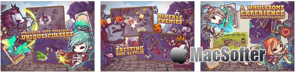[iPhone/iPad限免] Tiny Guardians(小小守护者) : 没有塔的塔防游戏