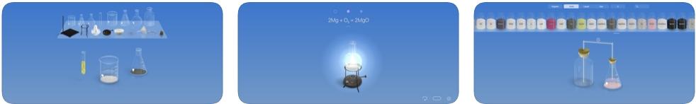 [iPhone/iPad限免] 化学家 : 口袋里的化学实验室