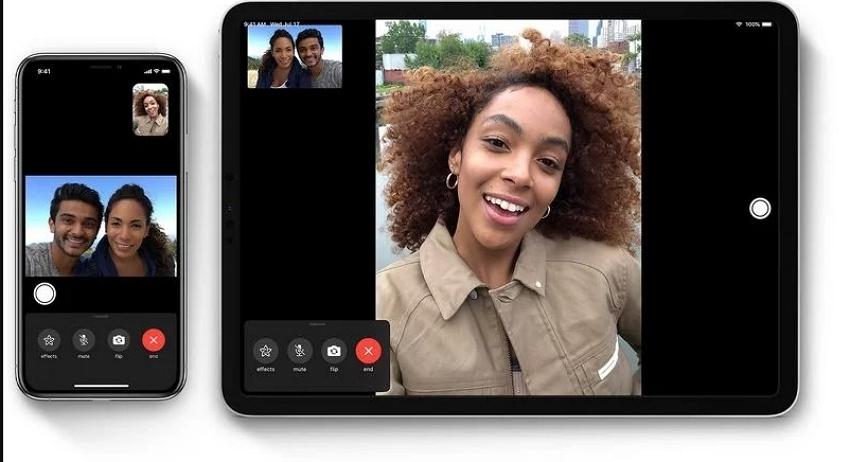 iOS 13.4可能无法与旧款iPhone/iPad进行FaceTime视频