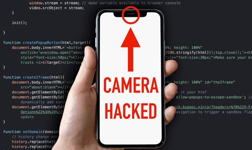 Safari出现7个相机漏洞 :黑客能远程监控iOS、Mac镜头
