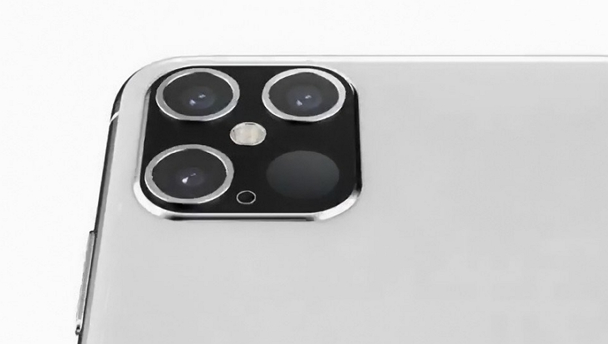 刘海只是变小 - 知名爆料人士公开四款iPhone 12细节