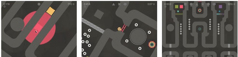 [iPhone/iPad限免] Wirly :滑动迷宫游戏