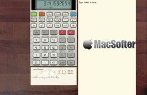 [iPhone/iPad限免] SciCalc82 : 经典的科学计算器软件