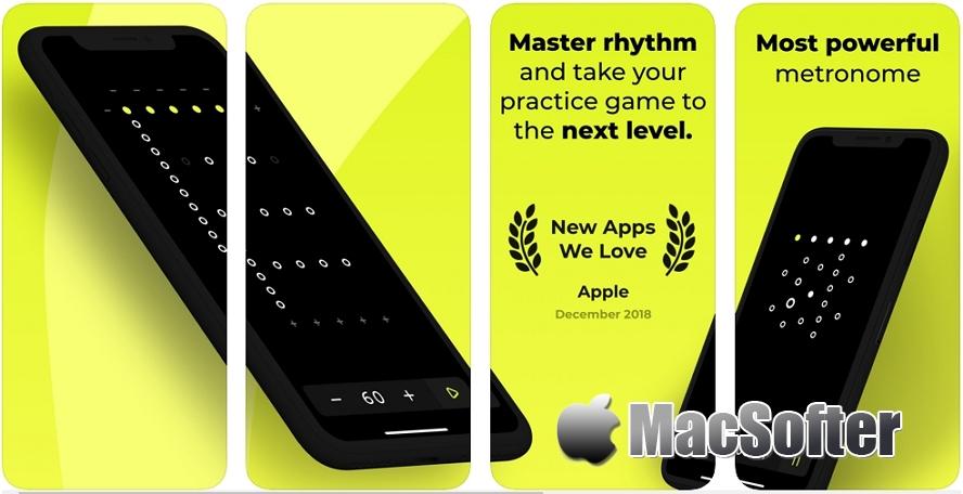 [iPhone/iPad限免] Impulse : 节奏节拍器