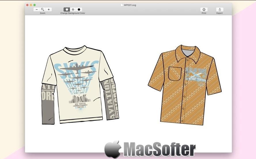 [Mac] SVGViewer : SVG文件打开查看器